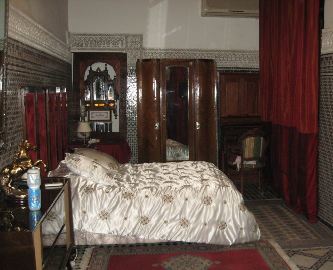 Our Room in Fez