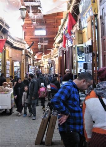 More Shopping in Fez Medina