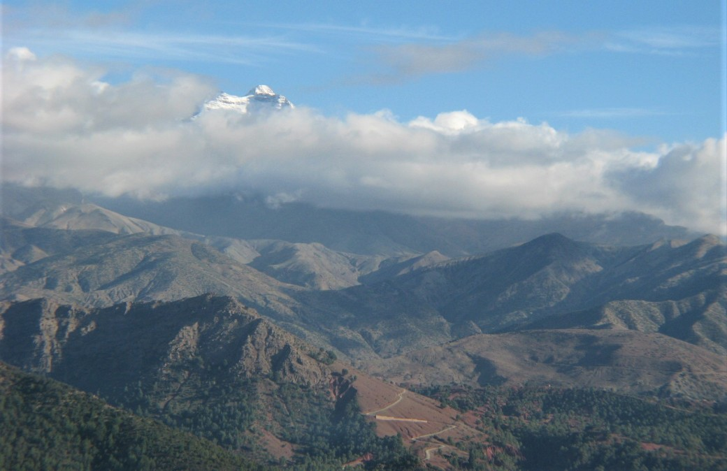 19 Atlas Mountains