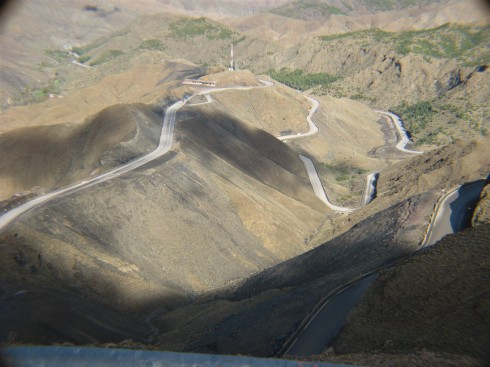 20 Atlas Road twisty road