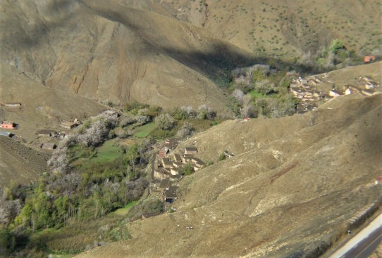 21 Atlas Road village below
