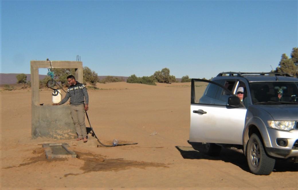 39 Desert well