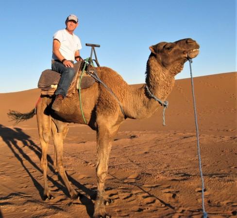 49 George Camel