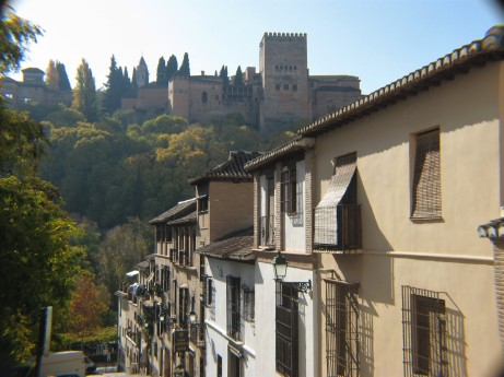 7 Granada Alhambra
